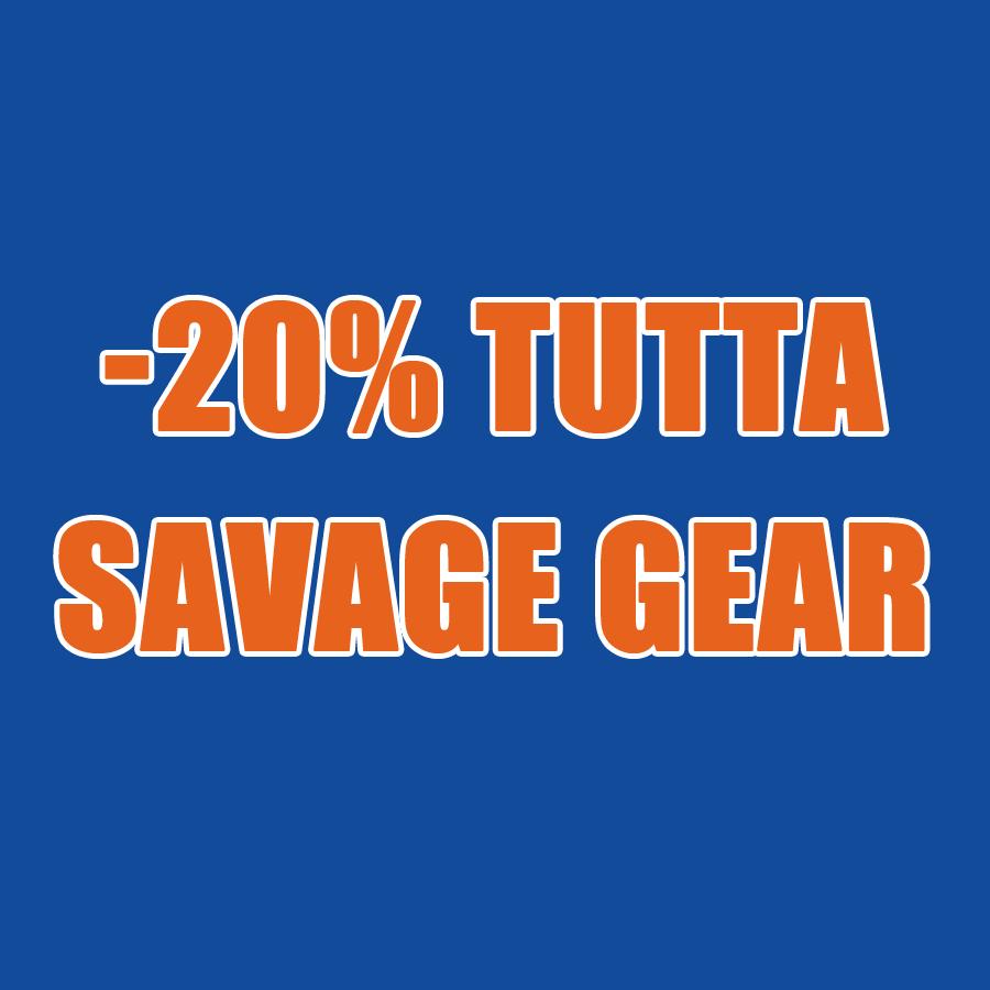 -20% Savage Gear