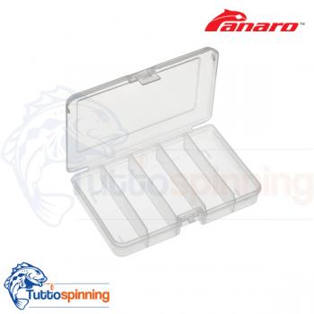 Plastica Panaro 101 BTN - Porta artificiali 5 Scomparti