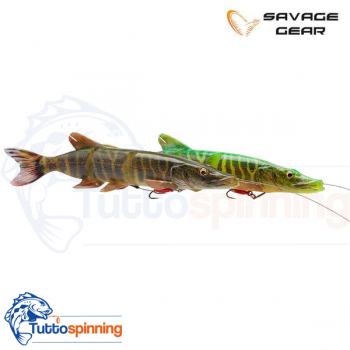 Savage Gear 4D Line Thru Pike
