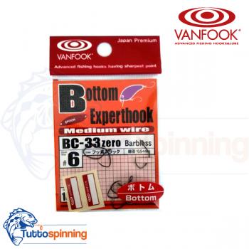 Vanfook BC-33zero Bottom Expert