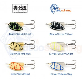 Colorchart Black Flagg BackDropSpin Color