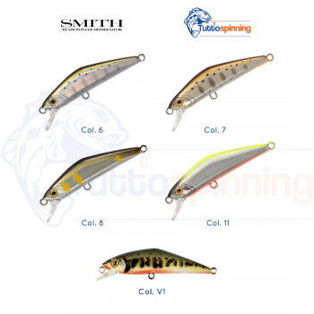 Colorchart Smith D-Compact