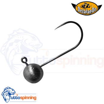 Delalande Micro Round Jig Barbless