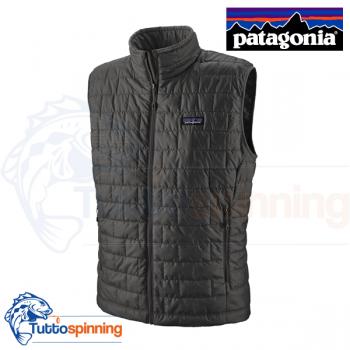 Patagonia Men's Nano Puff Vest - Forge Grey