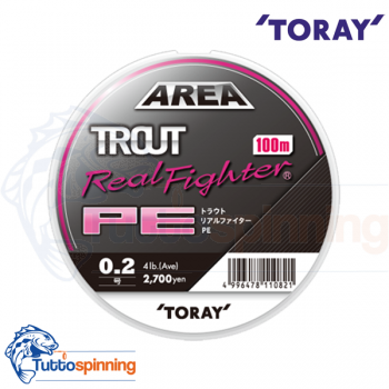 Toray Trout Real Fighter PE