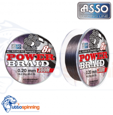 Asso Power Braid 8x
