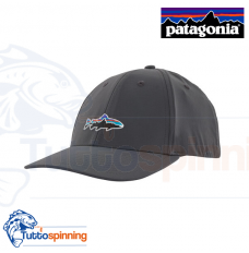 Patagonia Channel Watcher Cap - Forge Grey (FGE)