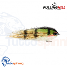Fulling Mill Clydesdale Gold Perch S1/0