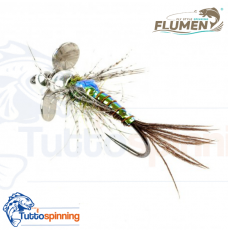 Flumen Competition Silver Rainbow