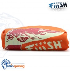Fiiish T-Shirt Orange Pike