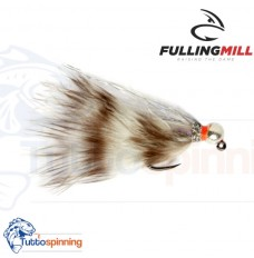 Fulling Mill Croston's Euro Jig Silver Fish Barbless