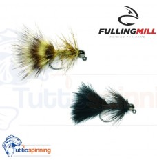 Fulling Mill Jig Bugger TN Barbless