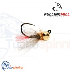 Fulling Mill Roza's Red Tag Jig Barbless