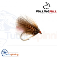 Fulling Mill Roza's Violet Caddis Barbless