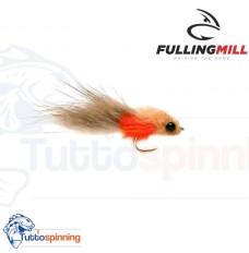 Fulling Mill Tan Scully Zonker DB Barbless