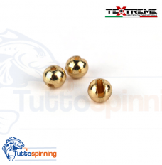 Textreme Tungsten Slotted - Gold
