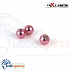Textreme Tungsten Slotted - Metallic Light Pink