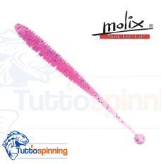 "Molix Sator Worm 2,5"" Ghost Pink"