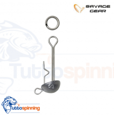 Savage Gear Punch Rig Heads