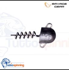 Savage Gear Cork Screw Heads