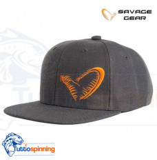 Savage Gear Flat Bill Snapback Cap