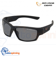 Savage Gear Shades Floating Polarized Sunglasses - Dark Grey