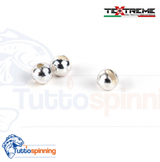 Textreme Tungsten Slotted - Silver