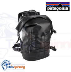 Patagonia Stormfront Roll Top Pack 45L - Black (BLK)