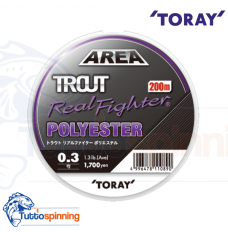 Toray Trout Real Fighter Polyester