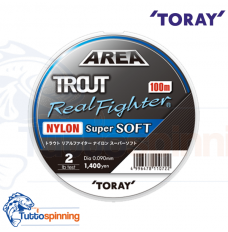 Toray Trout Real Fighter Nylon Super Soft