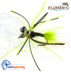 Flumen Triple Head Green Hornet
