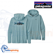 Patagonia Men's Tropic Comfort Hoody II - Big Sky Blue