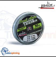Molix Trout Area Shock Leader FC 30m