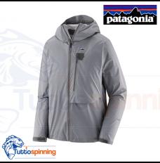 Patagonia Men's Ultralight Packable Jacket - Salt Grey
