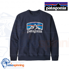 Patagonia Men's Fitz Roy Horizons Uprisal Crew Sweatshirt - CNY