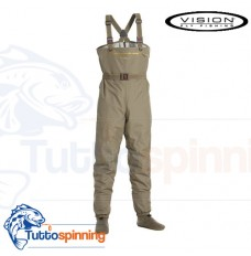 Vision Hopper breathable Waders