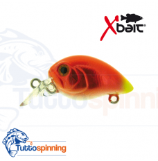 X-Bait Micro Crank 27 MC27 F/MR XB Killer Orange