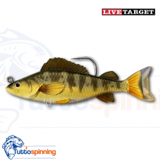 Livetarget Swimbait Yellow Perch
