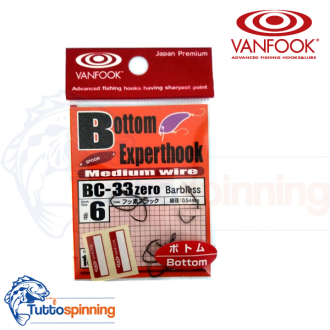 Vanfook BC-33zero Bottom Expert