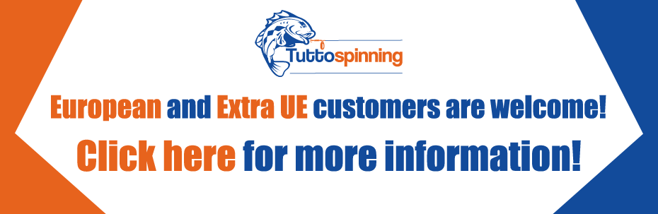 European and Extra UE Customers are welcome